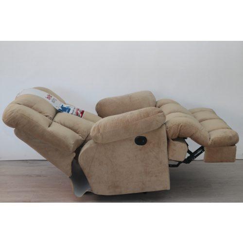 Cloud fekvő helyzetig dönthető háttámlás extra kényelmes TV fotel