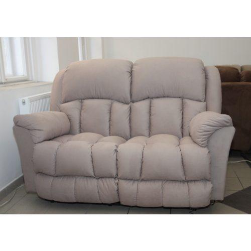 Gilmore 2 személyes relax kanapé motoros opcióval