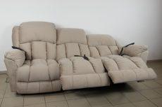 Gilmore 3 személyes full relax kanapé