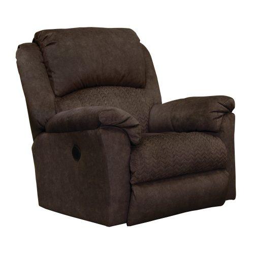 Malloy hintáztatható motoros TV fotel extra kényelmes üléssel