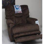 Malone amerikai XXL motoros fekvő fotel extra kényelmes üléssel