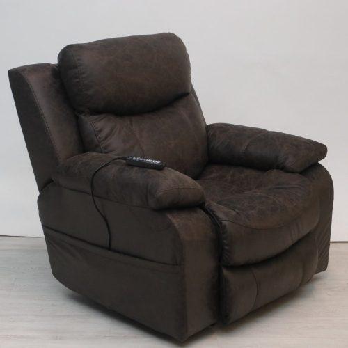 Palmer wellness fotel masszírozó funkcióval - motoros deréktámasszal és fejtámlával - extra kényelmes üléssel - raktárról vásárolható