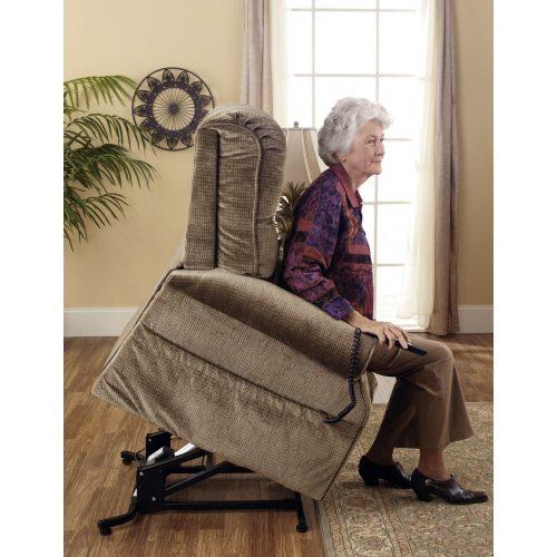 Patriot felállás segítő fotel extra kényelmes üléssel