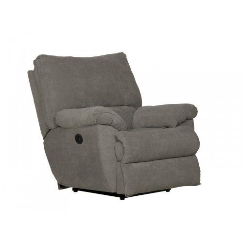 Sadler fekvő helyzetig dönthető motoros TV fotel extra kényelmes üléssel - bézs szövettel raktárról