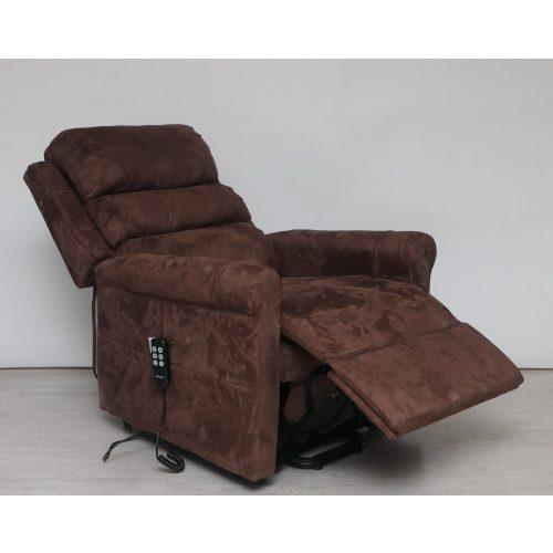 Soddy két motoros felállás segítő relax fotel - akciós