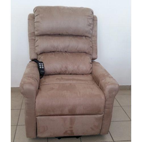 Soddy két motoros felállás segítő relax fotel - akció raktárról