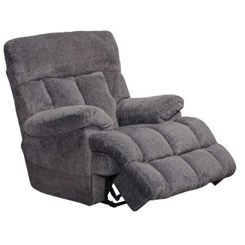 Sterling masszírozó funkciós motoros XL TV fotel motoros deréktámasszal és fejtámlával