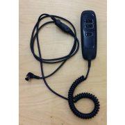 Telefonzsinóros motor kapcsoló