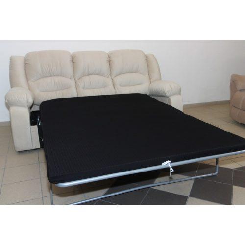 Tessin 3 személyes ágyazható kanapé