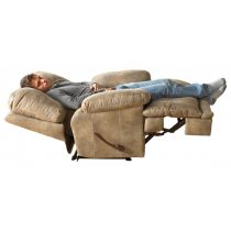 Voyager fekvő helyzetig dönthető háttámlás extra kényelmes fekvő fotel