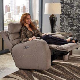 Motoros relax fotel