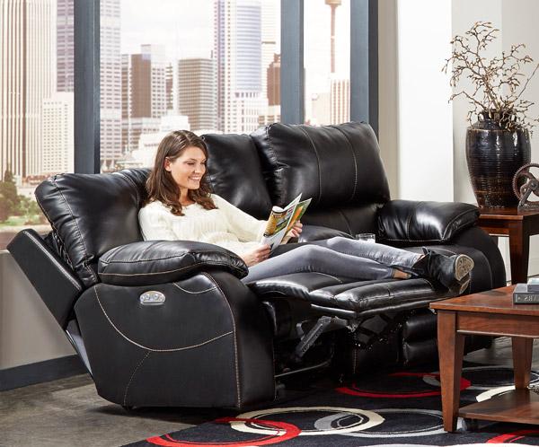 Kelsey motoros TV fotel