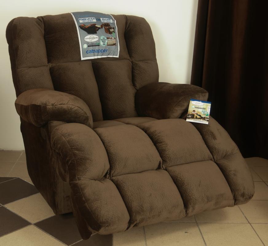 Cloud motoros fekvő fotel csokoládébarna