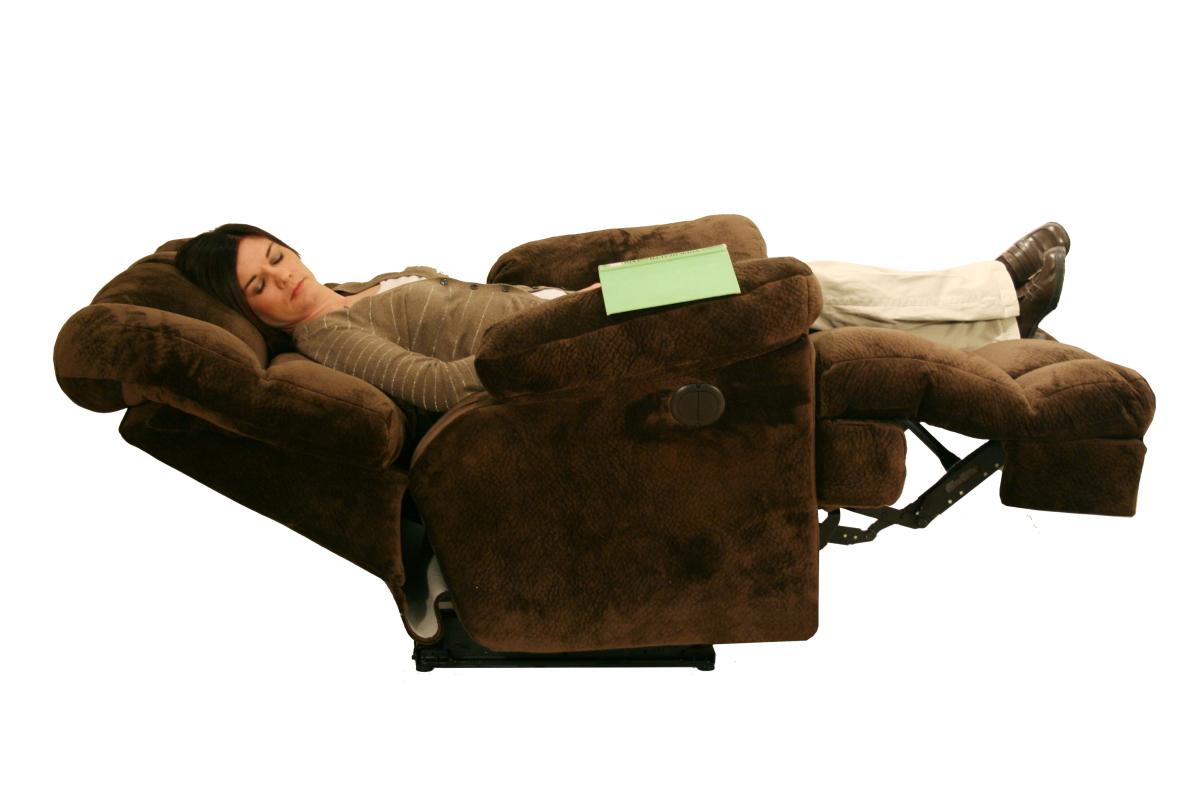 Fekvő helyzetű fotel