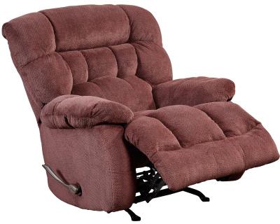 Daly fekvő fotel Microfiber plüss kárpittal