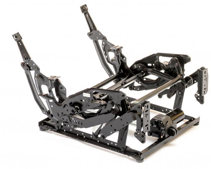 Motoros fotel relax mechanizmus