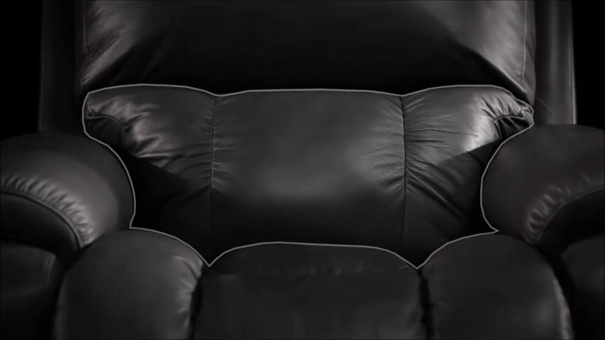 Relax fotel motoros deréktámasszal
