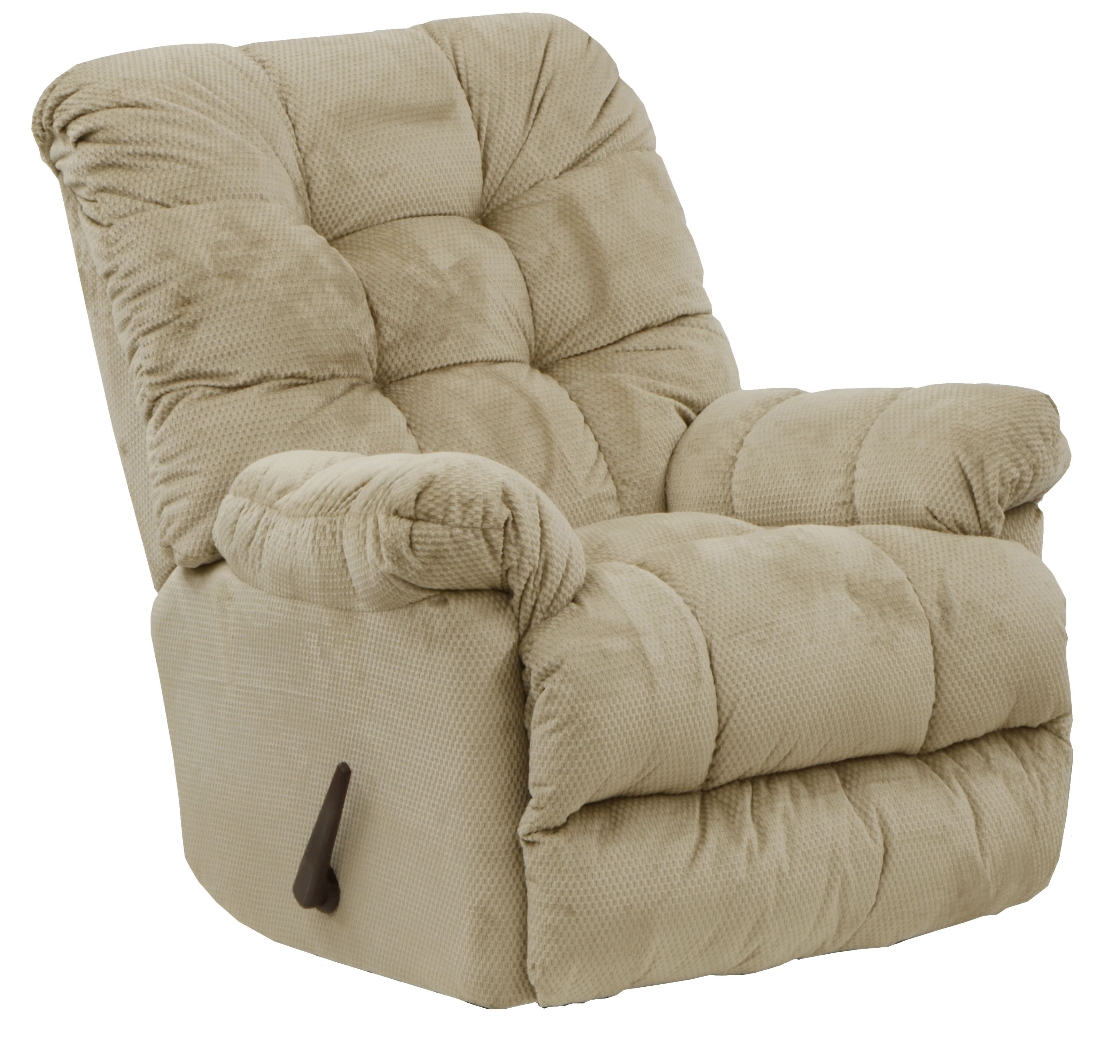 Nettles masszázs TV fotel extra őzbarna kárpittal raktárról