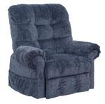 Omni senior TV fotel fekete gyöngy