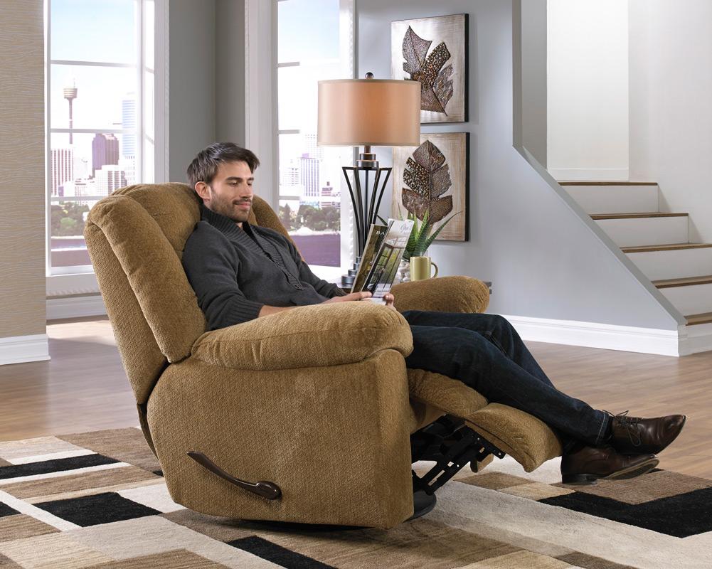 Transformer extra kényelmes forgó - hintázó TV fotel