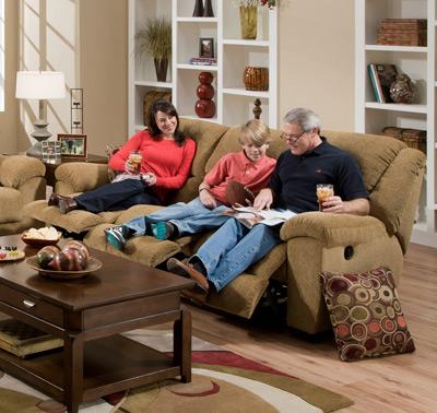 Transformer 3 személyes full relax kanapé