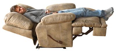 Voyager fekvő fotel